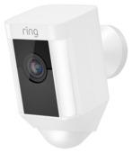 Caméra filaire Ring Spotlight Cam blanc