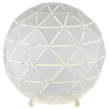Lampe de table Niels GAMMA blanc