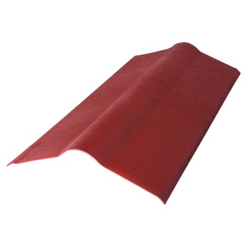 Faîtière Onduvilla 90x40 cm rouge