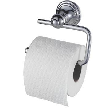 Porte-papier WC Allure Haceka chromé