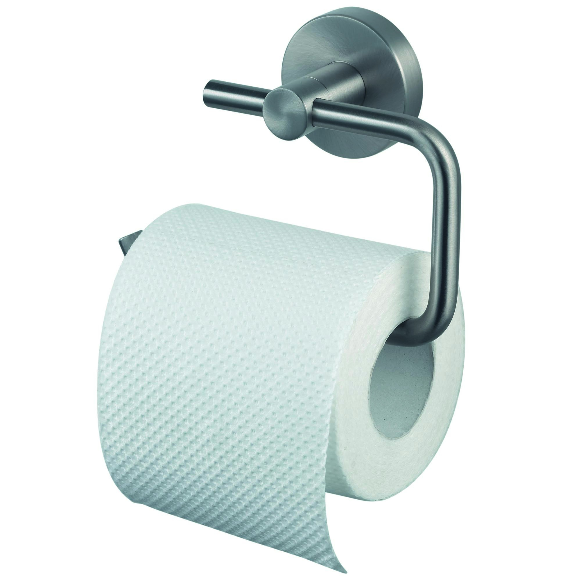 Haceka Kosmos wcrolhouder inox  Toiletaccessoires  Toiletten  Sanitair, v # Jysk Wc Rolhouder_081306