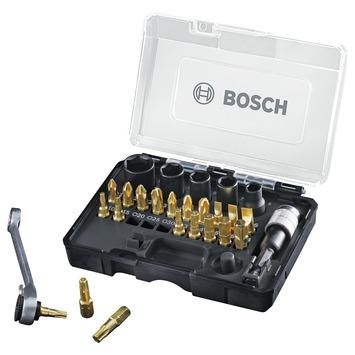 Bosch IXO gold&black bitset 27-delig