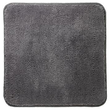 Sealskin toiletmat Angora grijs 60x60 cm