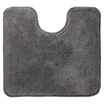 Sealskin toiletmat Angora grijs 55x60 cm