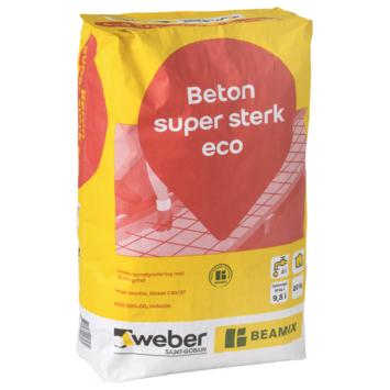 Beamix betonmortel super sterk eco 100 20 kg