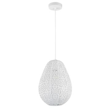 Hanglamp Aisha klein wit