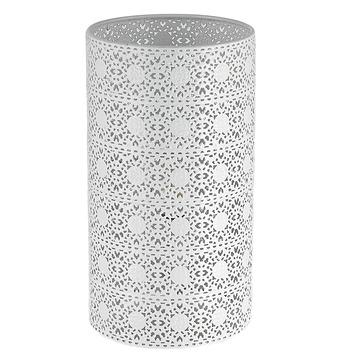 Lampe de table Aisha argenté