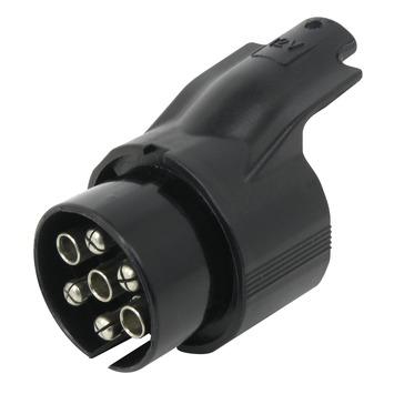 Adaptor 7P stekker naar 13-polig doos