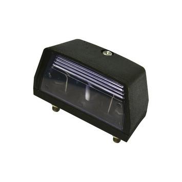 Éclairage pour plaque d'immatriculation Carpoint 85 mm