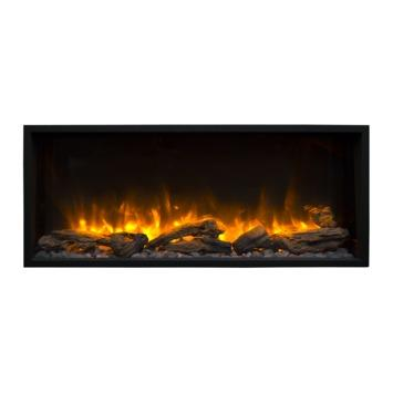 Foyer électrique encastrable Marly Livin' flame