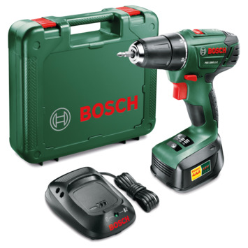 Bosch accuschroefboormachine PSR 1800 LI-2