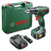 Perceuse-visseuse sans fil Bosch PSR1800 LI-2