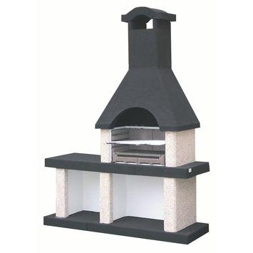 barbecue beton westerland barbecues buitenkeukens. Black Bedroom Furniture Sets. Home Design Ideas
