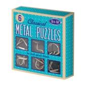 Rétro-Oh! 6 Metal puzzles
