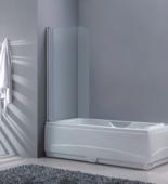 Pare-baignoire Roan Atlantic 140x75 cm