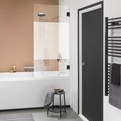 Badwand Met Hoek.Gamma Badwanden Badschermen Kopen