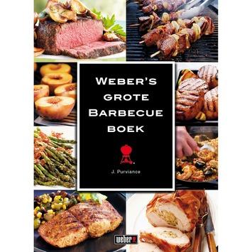 """Receptenboek """"Weber's grote barbecueboek"""""""