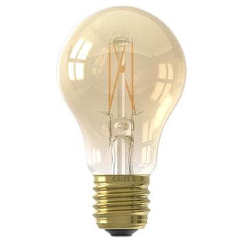 Calex LED filament peer E27 4 W 310 Lm dimbaar goud