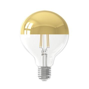 Calex LED filament kopspiegel globe E27 4 W 280 Lm