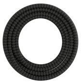 Calex cordon noir gris 3 m