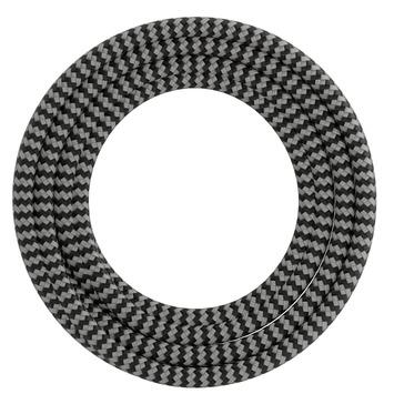 Calex cordon noir /blanc 3 m