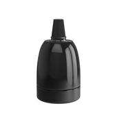 Calex douille céramique noir