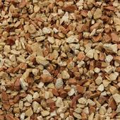 Siergrind mediteranne split 8-12 mm 15 kg