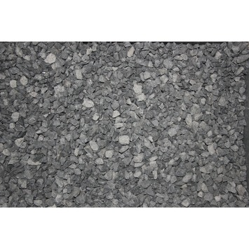 Gravier déco Basalte noir 8-16 mm 1000 kg