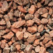 Siergrind graniet split rood 8-16 mm 20 kg