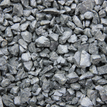 Gravier déco Basalte noir 8-16 mm 20 kg