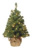 Sapin de Noël artificiel LED 61 cm