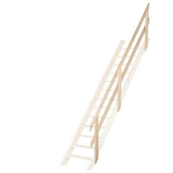 Sogem horizontale leuning voor trap Premium den