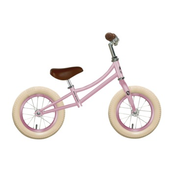 Pelikaan loopfiets 3 in 1 roze