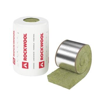 Rockwool Rockroof sidefix 112  spijkerflensdeken steenwol onbekleed 16x45x320 cm 1,44 m² R=4