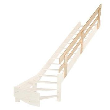 Sogem horizontale leuning Maxi voor trap Cottage Medium of Large den