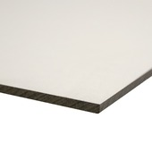 Panneau compact 6 mm 244x122 cm blanc