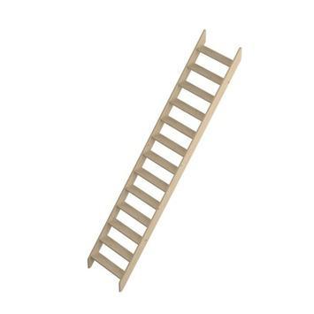 Escalier Cottage Junior Sogem pin 280x65 cm