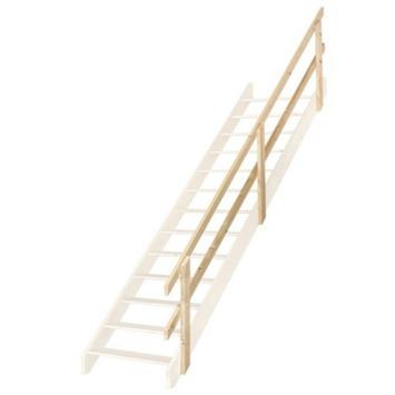 Sogem horizontale leuning voor trap Cottage Junior Mini den
