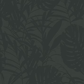 Vliesbehang Palm groen 105975