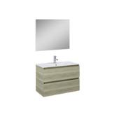 Meubles de salle de bains Heon Atlantic 80 cm bois