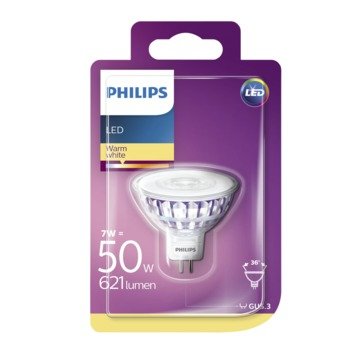 Spot LED Philips GU5.3 7 W 621 Lm
