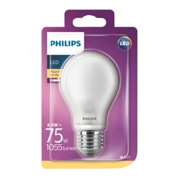 Philips LED peerlamp E27 8,5 W 1055 Lm
