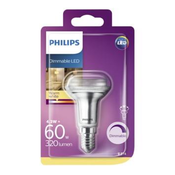 Ampoule LED à réflecteur E14 4,3 W 390 Lm dimmable