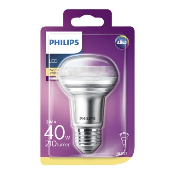 Philips LED reflector E27 3 W 255 Lm