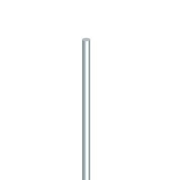 Handson aarddraad 6 mm 2.5 meter blank