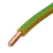 Câble VOB Handson 2,5 mm² 100 m jaune/vert