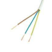 Handson VTLB-kabel wit 3x0,75 mm2 - lengte 5 m