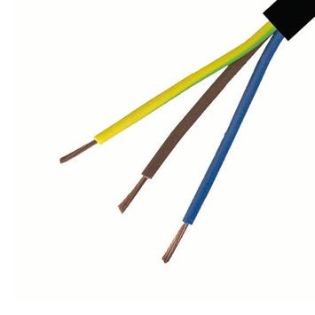 Handson VTLB-kabel 3 x 0,75 mm² 5 m zwart