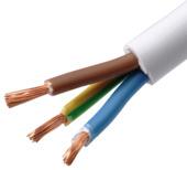 Câble VTMB Handson 3 x 1,5 mm² 10 m blanc