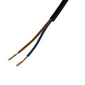 Handson VTLB-kabel 2 x 0,75 mm² 10 m zwart